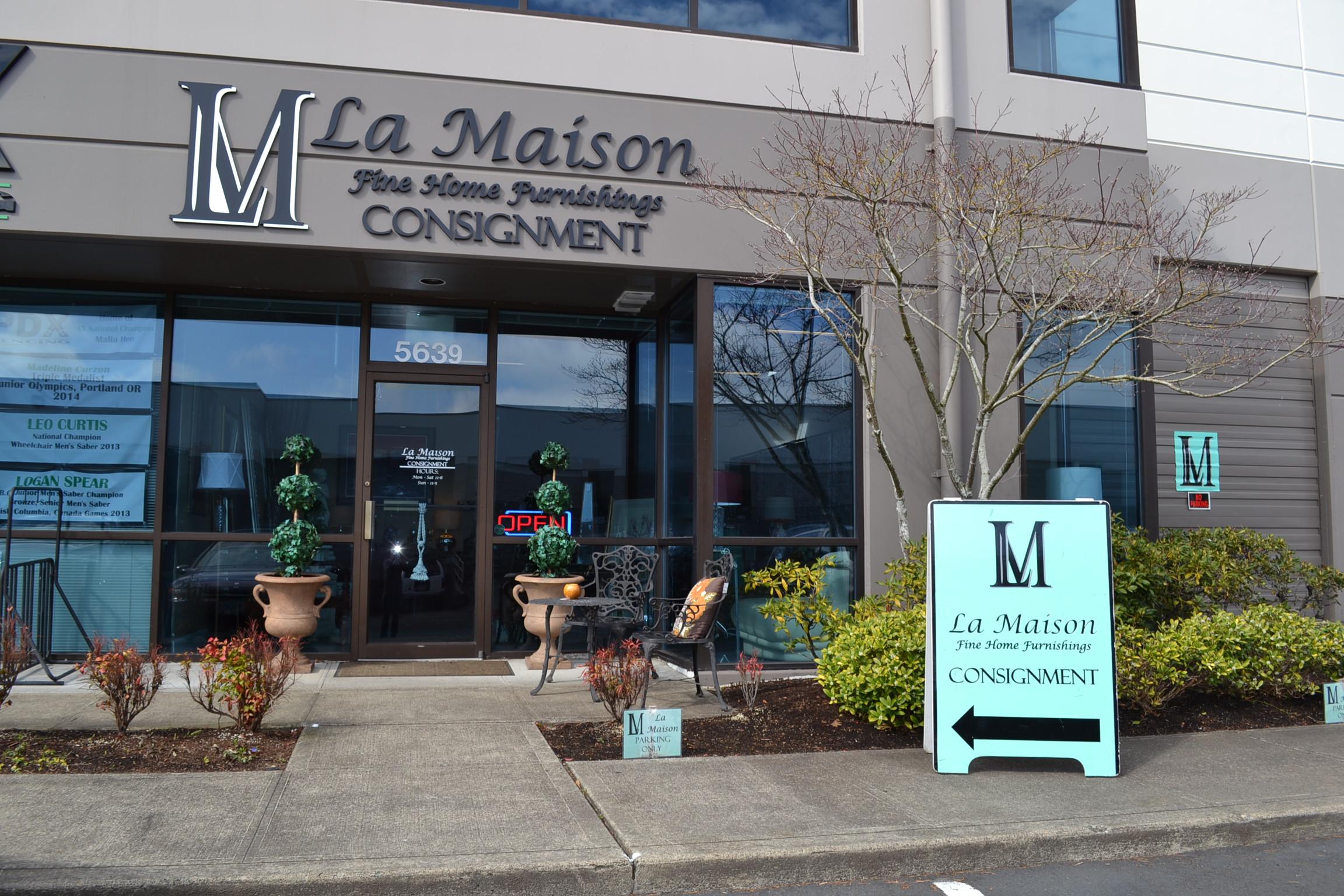 La Maison Fine Home Furnishings Consignment. Estate Sale Finder   Welcome